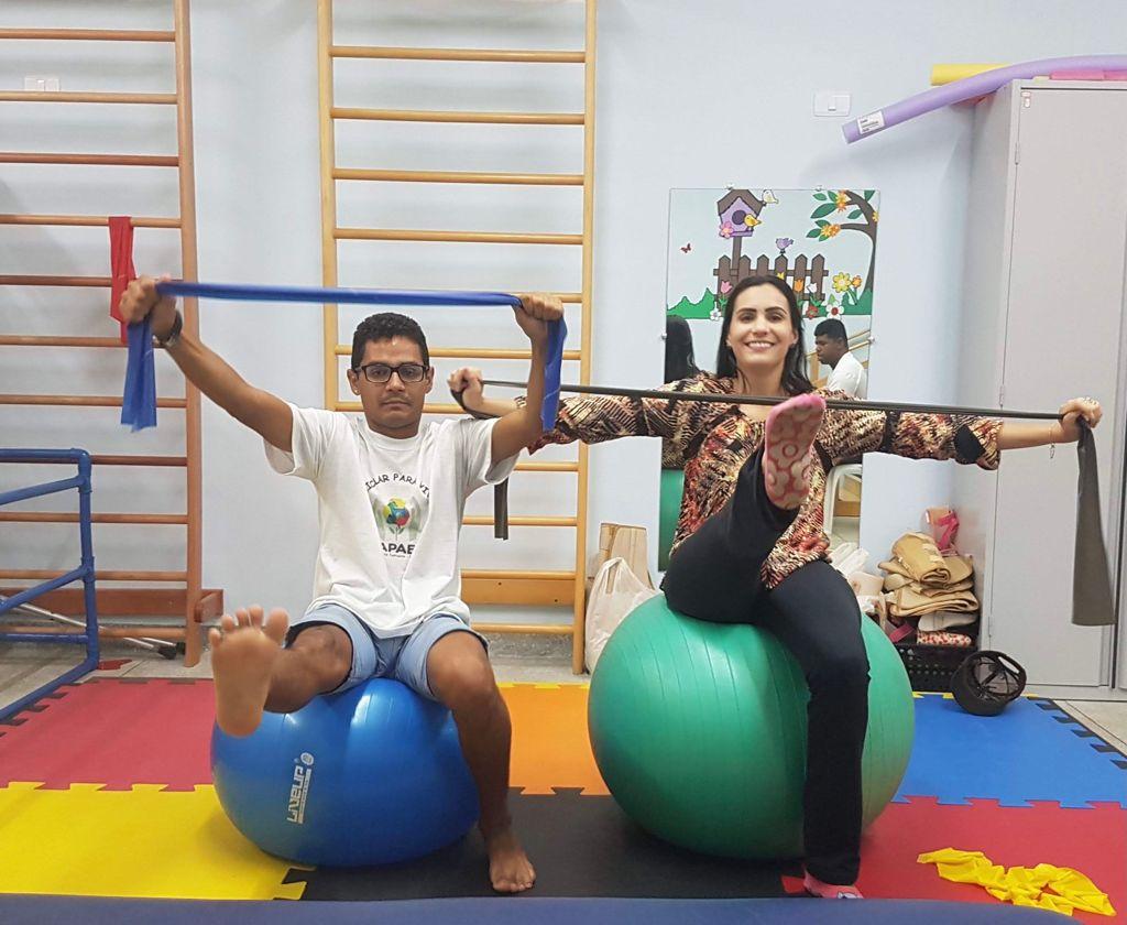 Mês da inclusão - fisioterapia 2